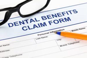 Insurance claim form for Delta dental insurance dentist
